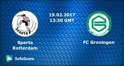 Sparta Genootschap Bollenstreek gaat naar Sparta – FC Groningen