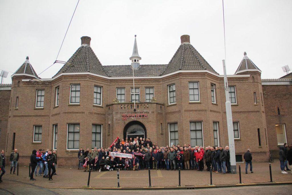 Sparta-Groningen 16 febr. 2020
